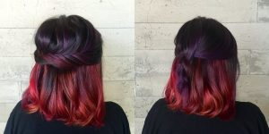 Canlı saçlar için öneriler